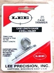 Picture of LEE GAUGE/HOLDER 223 REM