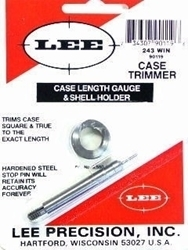 Picture of Lee Gauge & /S Holder 243 Winchester