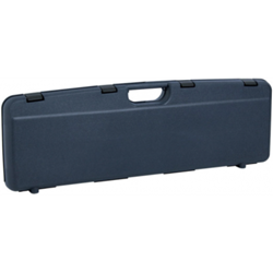 Picture of NEGRINI SHOTGUN CASE VELVET COMPARTMENTS-PUSH/PULL LOCK