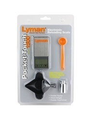 Picture of LYMAN POCKET TOUCH DIGITAL SCALE SET