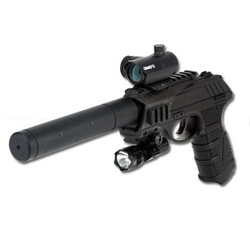 Picture of GAMO AIR PISTOL 4.5MM P-25 TACTICAL