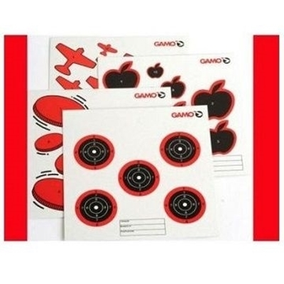 Picture of GAMO TARGET ASSORTED (PACK OF 100)