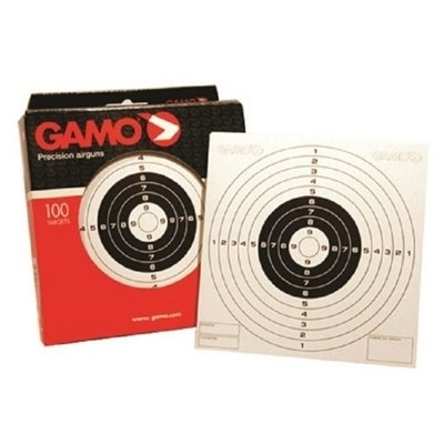 Picture of GAMO TARGET STANDARD (PACK OF 100)