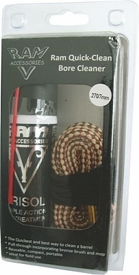 Picture of RAM QUICK-CLEAN BORE CLEANER .270 / 7MM