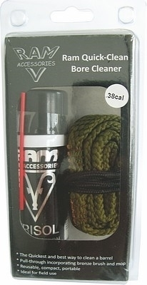 Picture of RAM QUICK-CLEAN BORE CLEANER .38