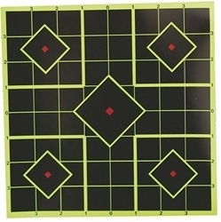 "Picture of RAM 8"" - 20CM, 6PCE SCOPE ZERO REACTIVE TARGETS, 36 PATCHES"