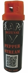 Picture of RAM DEFENSE PEPPER STREAM 60ML - SHRINK WRAP
