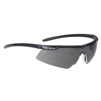 Picture of RADIANS T72 GLASSES BLACK FRAME / SMOKE LENS  T72-20RD