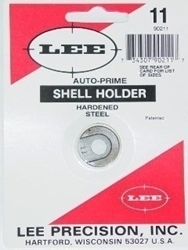 Picture of LEE PRIMING TOOL SHELL HOLDER #11