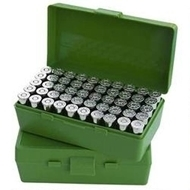 Picture of MTM AMMO BOX 50R (.38S .357M)