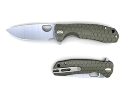 Picture of HONEY BADGER FLIPPER LARGE (GREEN)