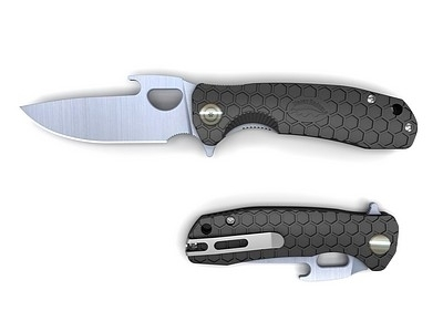 Picture of HONEY BADGER OPENER MEDIUM (BLACK)