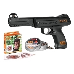 Picture of GAMO AIR PISTOL 4.5MM SURVIVAL SET BEAR GRYLLS