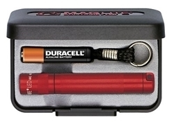 Picture of Maglite Solitaire LED Red- Pres