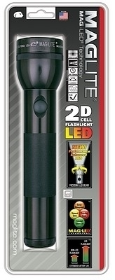 Picture of Maglite Led Ultra 2D 412M Beam Distance (Black)
