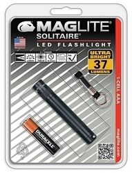 Picture of Maglite Solitaire Led Black- Blister