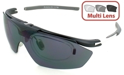Picture of Evolution Glasses Hawk RX  (Prescription) 4 Lens Set