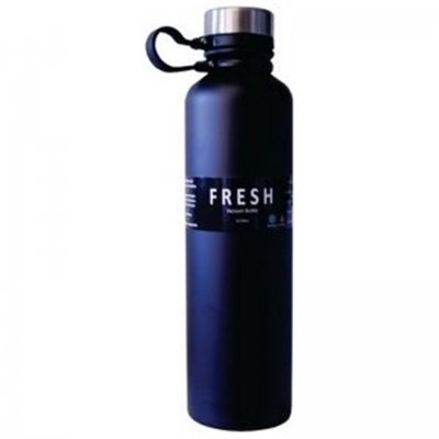 Picture of Thermosteel Vacuum SS Bottle 1000ml (Black)