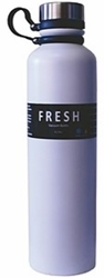Picture of Thermosteel Vacuum SS Bottle 1000ml (White)