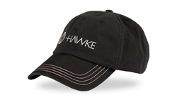 Picture of HAWKE DISTRESSED CAP BLACK/GREY