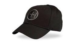 Picture of HAWKE BLACK COTTON TWILL CAP