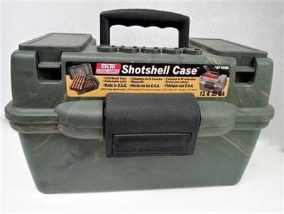 Picture of MTM Deluxe Shotshell Case 100-RDS (CAMO)