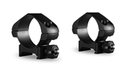 Picture of HAWKE PRECISION STEEL RING MOUNTS 30MM 2 PCE WEAVER LOW