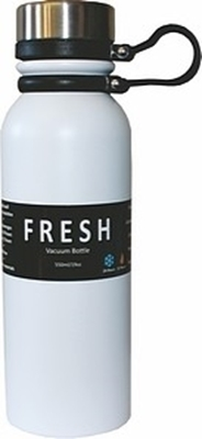 Picture of Thermosteel Vacuum SS Bottle 550ml (White)