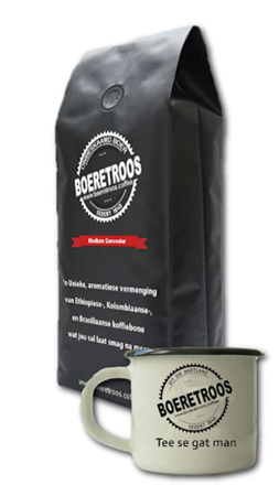 Picture for category Boeretroos Coffee