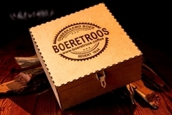 Picture of BOERETROOS WOODEN BOX