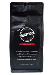 Picture of Boeretroos Medium Roast Coffee 250g Ground