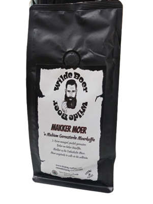 Picture of DOGTAG COFFEE - WildeBoer Makker Moer Medium Roast - Beans 250gr