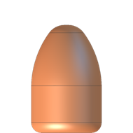 Picture of CMJ 9mm RN 115gr Frontier Bullet - (1000)