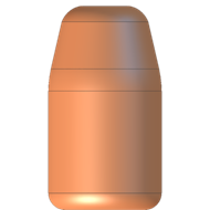 Picture of CMJ .38-357 FP 158gr Frontier Bullet - (750)