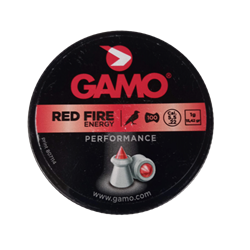 Picture of GAMO PELLETS 5.5MM RED FIRE (100)