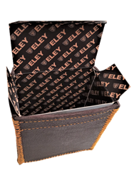 Picture of LEATHER SHOOTING POUCH FOR  12 GUAGE