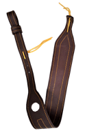 Picture of LEATHER RIFLE SLING WITH THUMBHOLE