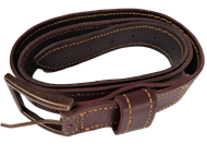 Picture of HANDMADE LEATHER BELTS