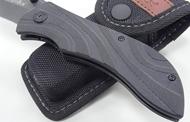 Picture of Tekut LK5273 Stonewash Folding knife with Sheath