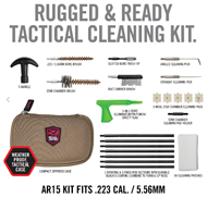 Picture of REAL AVID - AR15 GUN CLEANING KIT