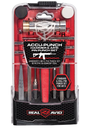 Picture of REAL AVID - ACCU-PUNCH HAMMER & AR15 PIN PUNCH SET