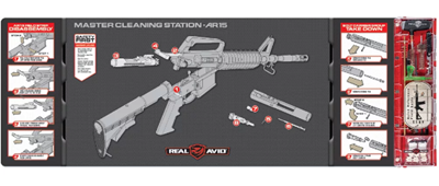 Picture of REAL AVID - MASTER CLEANING STATION – AR15