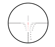 Picture of HAWKE CROSSBOW SCOPE XB1 1.5-5×32 SR