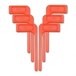 Picture of UTG® Universal Firearm Chamber Safety Flag, Orange, 6PCs/Set