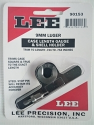 Picture of LEE GAUGE/HOLDER 9MM LUGER