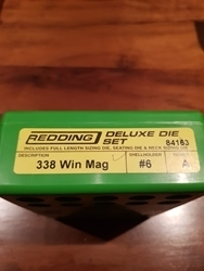 Picture of REDDING DELUXE DIE SET 338 WIN MAG