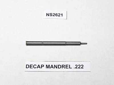 Picture of LEE DECAP MANDREL .222