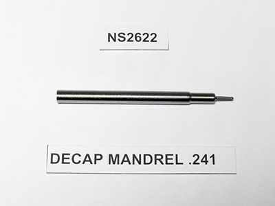 Picture of LEE DECAP MANDREL .241