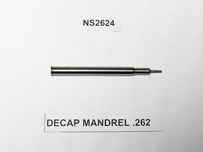 Picture of LEE DECAP MANDREL .262
