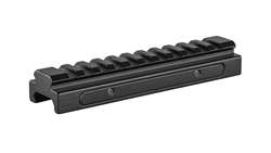 """Picture of HAWKE PICATINNY TO PICATINNY RISER 0.5""""/13MM RISER(5""""/127MM LENGTH)"""